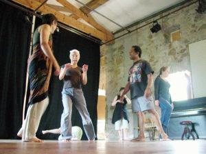 June Intensive 2008 © David Goldsworthy